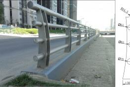 不锈钢栏杆制作安装